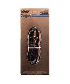 Westinghouse 8 ft. Light Fixture Cord Set, Brown