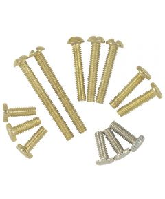 Westinghouse Threaded Screws, Assorted Sizes