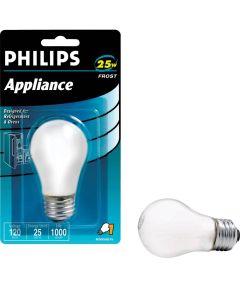 25 Watt 120 Volt A15 Appliance Light Bulb