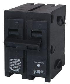 20 Amp Dual Pole Circuit Breaker 2P