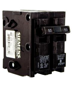 50 Amp Double Pole Circuit Breaker