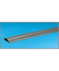 15 ft. Gray Corduct On-Floor Cord Protector