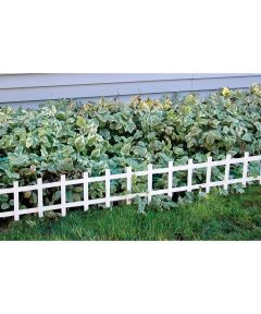 33 in. x 8-1/2 in. Cape Cod Fence