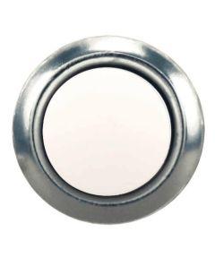 Silver Pearl Doorbell
