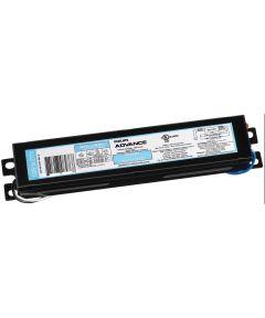 Advance Centium Electronic Lamp Ballast, 75 W, 120/277 V, Fluorescent, T12 Base