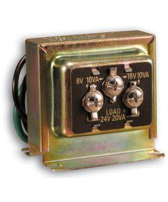 Tri Volt Wired Door Chime Transformer