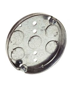 4 in. Round Ceiling Box