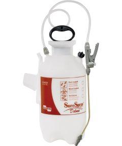 SureSpray Deluxe Compression Sprayer, 2 gal Polyethylene Tank, Polyethylene