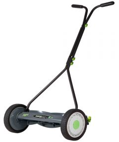 16 in. Hand Reel Push 7 Blade Lawn Mower