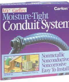1/2 in. Carflex Moisture-Tight Conduit System