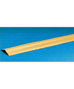15 ft. Ivory Corduct On-Floor Cord Protector