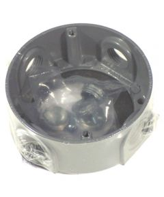 4 in. Round Extension Adapter