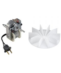 50 CFM Bathroom Fan Motor & Blower Wheel, Nutone