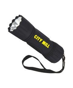 City Mill 62 Lumen LED Waterproof Composite Flashlight