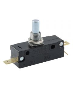 Normally On/Off Quick Connect Terminal Momentary Switch (15 Amp-125 Volt)