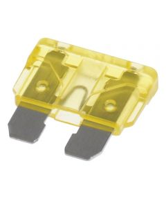 Yellow ATO Blade Automotive Fuse (20-Amp)