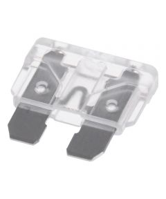 Clear ATO Blade Automotive Fuse (25-Amp)