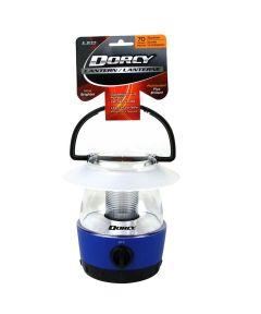 Dorcy Mini LED Table/Area Lantern, Assorted Colors