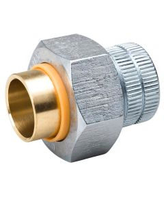 Low Lead Copper Dielectric Unions 1/2 in.