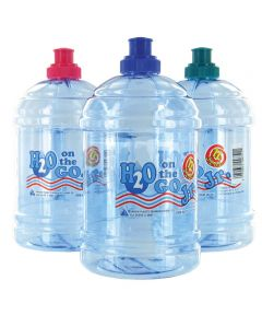 1 Liter H2O On The Go Jr Water Bottle