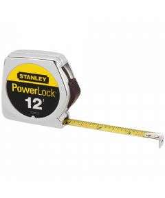 Stanley 12 ft. PowerLock Tape Measure