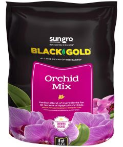 Black Gold 8 Quart Orchid Mix