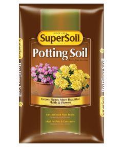 SuperSoil 1 cu. ft. Potting Soil, .014-0.09-0.02
