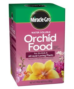 Miracle-Gro 8 oz. Water Soluble Orchid Food, 30-10-10
