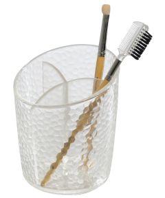 InterDesign Rain Cosmetic Cup