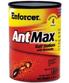 Antmax Ant Killer, Can, Brown, Solid