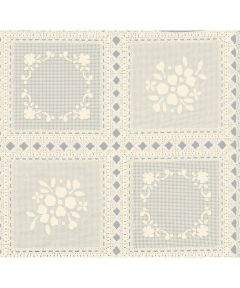 LINER IVORY COUNTRY LACE 54""