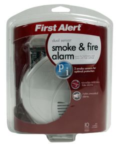 Dual Sensor Smoke Detector