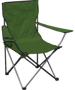 Folding Quad Chair, Hunter Green