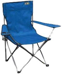 Folding Quad Chair, Blue