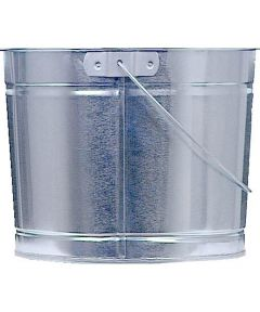 5 Quart Metal Pail With Handle