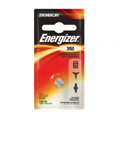 Energizer 392 Watch/Electronic Battery, 1 Pack