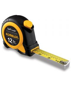 12 ft. x 5/8 in. Self Lock Speed Mark Tape Measure