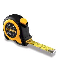 16 ft. x 1 in. Self Lock Speed Mark Tape Measure