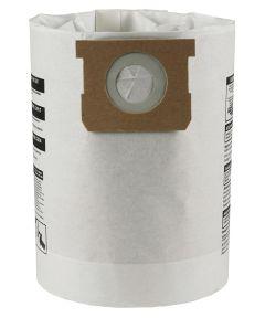 Shop-Vac 5-8 Gallon Disposable Vacuum Filter Bags, 3 Pack