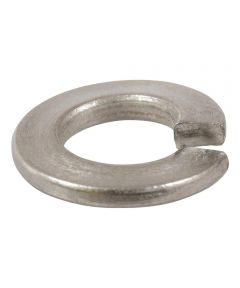 18-8 Stainless Steel Split Lock Washer 1/4