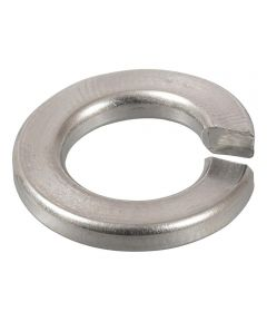 18-8 Stainless Steel Split Lock Washer 3/8