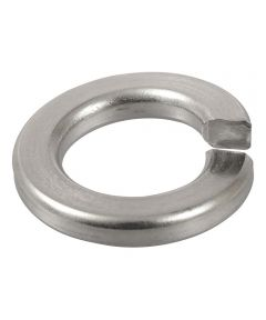 18-8 Stainless Steel Split Lock Washer 1/2