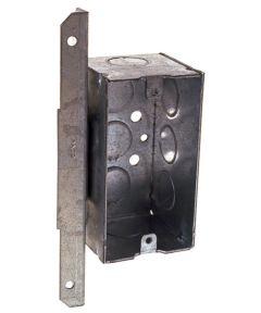 Single Gang Steel Handy Box