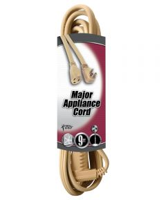 9 ft. Major Appliance Power Cord