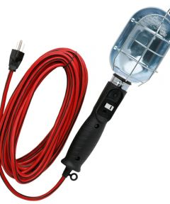 Metal Incandescent Deluxe Trouble Light