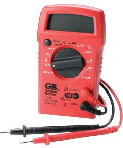 3 Function Digital Multimeter