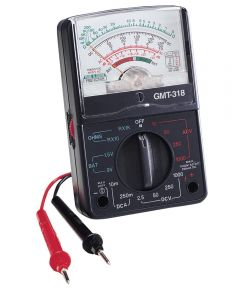 14 Range Analog Multimeter
