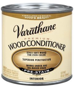 Varathane Premium Wood Conditioner, Half Pint, Wood Conditioner