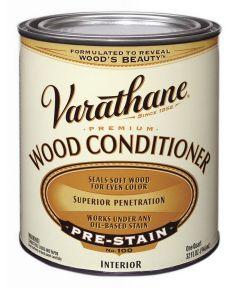 Varathane Premium Wood Conditioner, Quart, Wood Conditioner