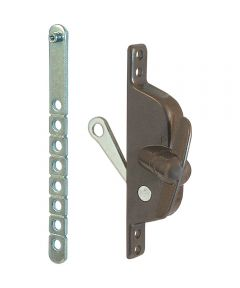 Universal Louver Operator, Adjustable Link, Bronze, Tee Handle,  1 per pkg.